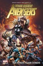 The New Avengers (vol.2) T2 : New Avengers vs Dark Avengers (0), comics chez Panini Comics de Bendis, Adams, Deodato Jr, Conrad, Mounts, Beredo