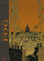 Fog T1, bd chez Les éditions du Long Bec de Seiter, Bonin