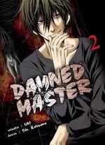 Damned master  T2, manga chez Komikku éditions de Uni, Katayama