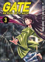 Gate - Au-delà de la porte T3, manga chez Ototo de Yanai, Sao