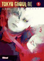 Tokyo ghoul:re T5, manga chez Glénat de Ishida