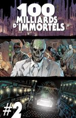 100 Milliards d'Immortels T2, comics chez C Comics de de Caneva, Léna, Lefeuvre, Martinos