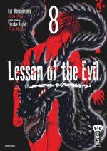 Lesson of the evil T8, manga chez Kana de Kishi, Karasuyama