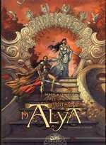 Les arcanes d'Alya T1 : La Chasseresse écarlate (0), bd chez Soleil de Debois, Gwendal, Bastide