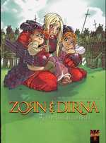 Zorn et Dirna T4 : Famille décomposée (0), bd chez Soleil de Morvan, Bessadi, Lerolle
