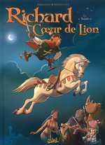 Richard, coeur de lion T2 : Saladin (0), bd chez Soleil de Brrémaud, Bertolucci