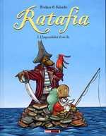 Ratafia T3 : L'impossibilité d'une île (0), bd chez Milan de Pothier, Salsedo, Salsedo