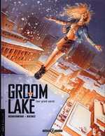 Groom Lake T2 : Leur grand secret (0), bd chez Bamboo de Richez, Dzialowski, Saint Blancat