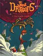 Jane des dragons T2 : Dans les griffes du griffon (0), bd chez Delcourt de Dieter, Guilloteau, Delf