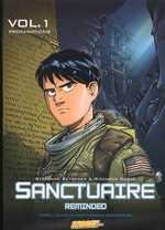 Sanctuaire reminded T1 : Profanations (0), manga chez Les Humanoïdes Associés de Betbeder, Crosa