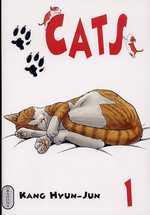 Cats T1, manga chez Milan de Hyun-Jun