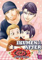 Ikumen after T2, manga chez Taïfu comics de Kodaka