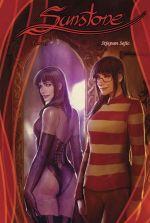 Sunstone T3, comics chez Panini Comics de Sejic