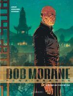 Bob Morane Renaissance T2 : Le Village qui n'existait pas (0), bd chez Le Lombard de Brunschwig, Ducoudray, Armand, Facio Garcia