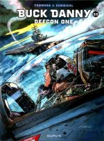 Buck Danny T55 : Defcon one (0), bd chez Dupuis de Zumbiehl, Formosa, Drouaillet