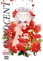 Innocent T8, manga chez Delcourt de Sakamoto
