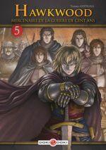 Hawkwood - Mercenaire de la guerre de cent ans T5, manga chez Bamboo de Ohtsuka