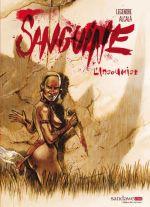 Sanguine T1 : L'insoumise (0), bd chez Sandawe de Legendre, Alcala