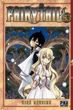 Fairy Tail T53, manga chez Pika de Mashima