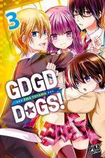 GDGD Dogs  T3, manga chez Pika de Toyama