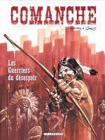 Comanche T2 : Les guerriers du désespoir (0), bd chez Le Lombard de Greg, Hermann