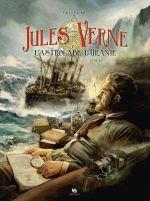 Jules Verne  T1 : L'Astrolabe d'Uranie (0), bd chez Ankama de Gil, Puerta