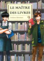 Le maître des livres T9, manga chez Komikku éditions de Shinohara
