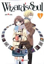 Wizard's soul T1, manga chez Bamboo de Aki