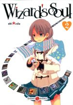 Wizard's soul T2, manga chez Bamboo de Aki