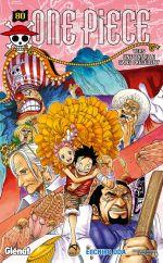 One Piece T80 : Vers une bataille sans précédent (0), manga chez Glénat de Oda