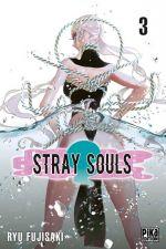 Stray souls T3, manga chez Pika de Fujisaki