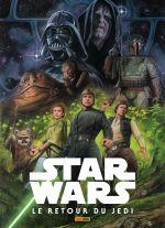 Star Wars - Le Retour du Jedi, comics chez Panini Comics de Goodwin, Palmer, Sienkiewicz, Garzon, Williamson, Sotomayor, Granov
