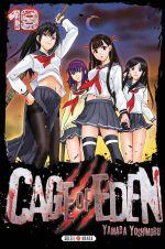 Cage of eden T19, manga chez Soleil de Yamada