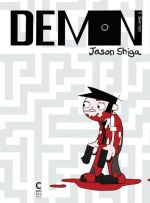 Demon T2, comics chez Cambourakis de Shiga