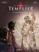 Le dernier templier T6 : le manchot (0), bd chez Dargaud de Khoury, Rocco, Paillat