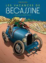 Bécassine T1 : Les vacances de Bécassine (0), bd chez Gautier-Languereau de Corbeyran, Béja