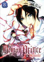 The demon prince & Momochi T8, manga chez Soleil de Shouoto