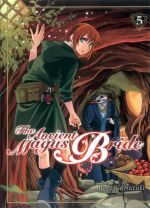 The ancient magus bride  T5, manga chez Komikku éditions de Yamazaki