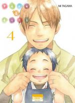 Père & fils T4, manga chez Ki-oon de Tagawa