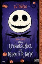 L'Etrange Noël de M. Jack , manga chez Pika de Asuka, Burton