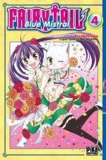 Fairy tail - Blue mistral – Edition Pika, T4, manga chez Pika de Mashima, Watanabe