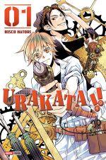 Urakata T1, manga chez Panini Comics de Hatori