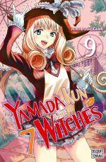 Yamada kun & the 7 witches T9, manga chez Delcourt de Yoshikawa