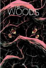 The Woods T2, comics chez Ankama de Tynion IV, Dialynas, Gonzalez, Stokely