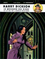 Harry Dickson T11 : Le messager des dieux (0), bd chez Art et BD de Vanderhaegen, Renaud, Léonardo