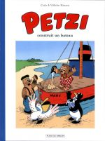 Petzi : Construit un bateau (0), bd chez Place du sablon de Hansen, Hansen