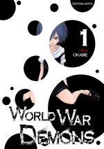 World war demons T1, manga chez Akata de Okabe