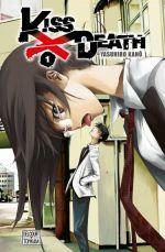 Kiss x death  T1, manga chez Tonkam de Kano