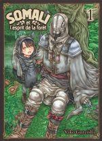 Somali et l'esprit de la forêt  T1, manga chez Komikku éditions de Gureishi