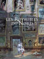Les Royaumes du Nord T3, bd chez Gallimard de Melchior-durand, Oubrerie
